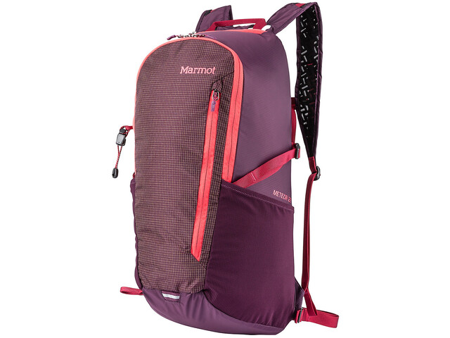 Marmot Kompressor Meteor 22 Sac à dos, dark purple/brick
